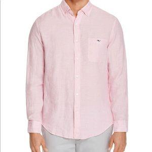 Vineyard Vines Linen Shirt